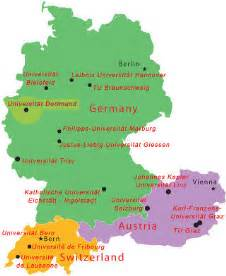 Germany Austria Map by Germany Austria And Switzerland Related Keywords