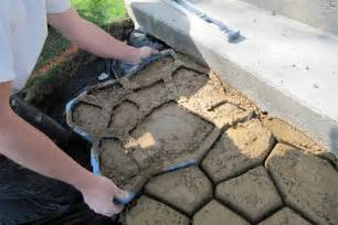 Stamped Concrete Patio Pros And Cons The Pros And Cons Of Using Diy Stamped Concrete Thats My