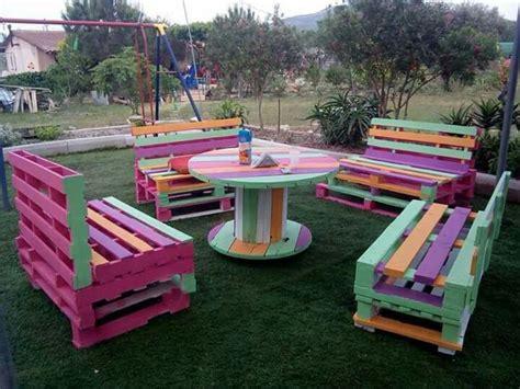 mobili da giardino con pallet le 25 migliori idee su mobili da giardino pallet su