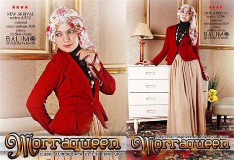 Ready Stok New Arrival Fashion 1 busana muslim koleksi terbaru
