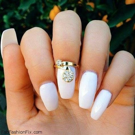 Nail Styles by White Nails And Artistic Nail Styles 45