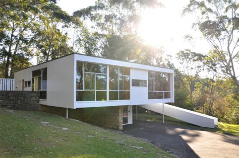 rose seidler house plan photo essay rose seidler house donna vercoe design