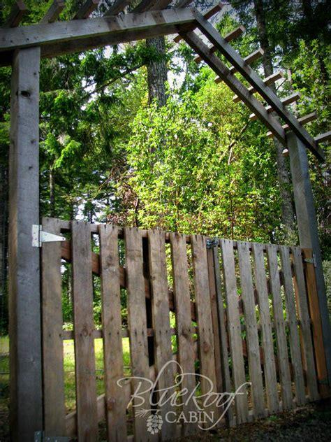 Diy Garden Arbor Gate Diy Gorgeous Garden Gates The Garden Glove