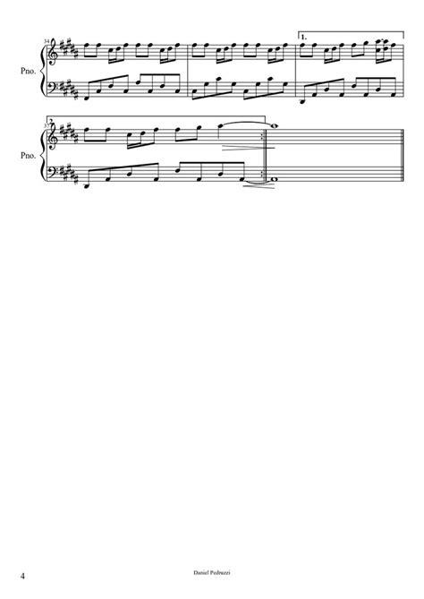The Nights - Avicii (Lyrics) Sheet music for Piano (Solo