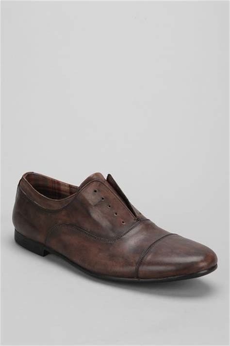 bed stu men s shoes bed stu goodman oxford shoe in brown for men lyst