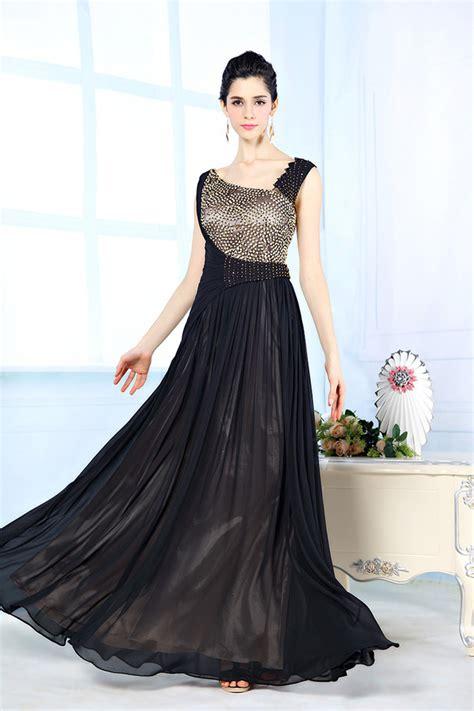design dress in black 20 gorgeous black evening dresses 2016 sheideas
