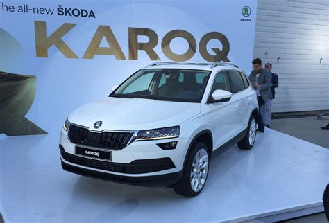 skoda yeti new model it s the skoda karoq suv new yeti replacement revealed in