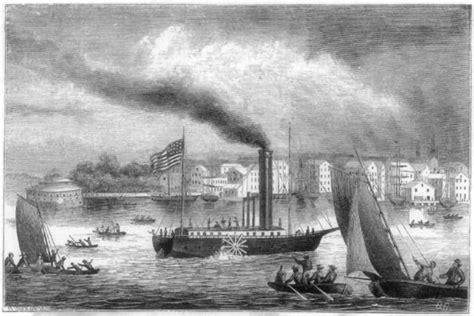 barco a vapor introduccion revoluci 243 n industrial timeline timetoast timelines