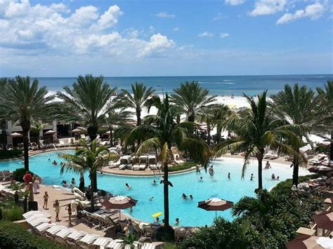 sandpearl resort clearwater florida around the