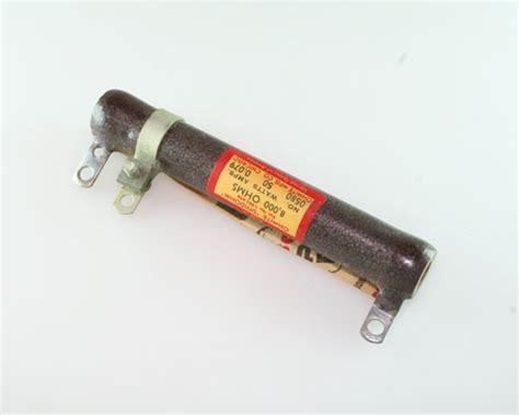 adjustable wirewound resistor d50k8k0 ohmite resistor 8 kohm 50w 5 wirewound adjustable 2021010854