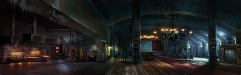 Awesome Game Room Designs - injustice gods among us arkham asylum by atomhawk on deviantart