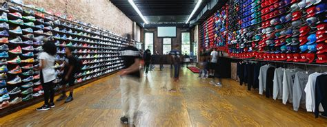 sneaker store the gq 100 the best sneaker streetwear shops in america