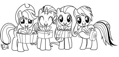imagenes para pintar my little pony my little pony para colorear e imprimir