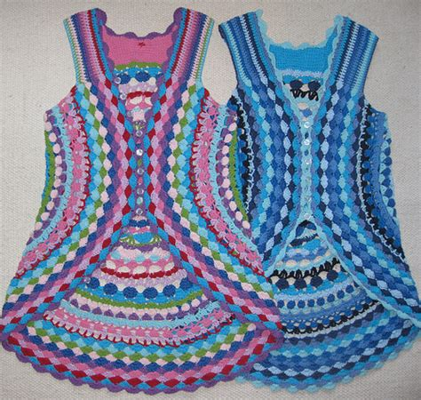flower pattern vest crochet gotta love it blog lul s flower power vest
