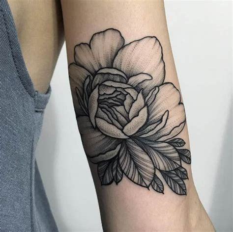 sasha tattoo 60 gorgeous peony tattoos that are more beautiful than