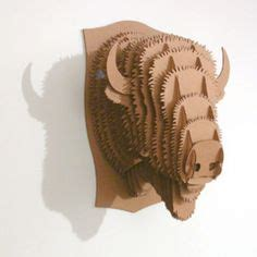 cardboard taxidermy templates 1000 images about sculpture cardboard taxidermy on