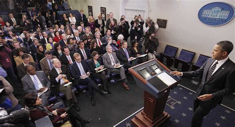 Is The White House Press Corps Becoming Obsolete Politico