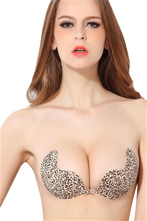 Leopard Push Up Bra push up bra waistshaper