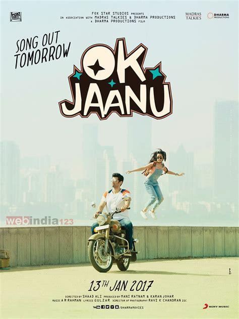 film india ok jaanu ok jaanu bollywood movie trailer review stills