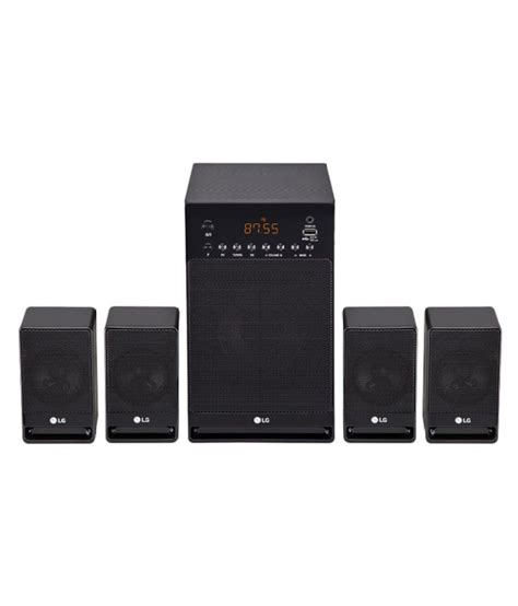 Speaker Lg buy lg lh64b 4 1 speaker system at best price in india snapdeal