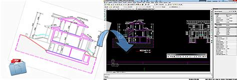 exterior design 3d from 2d conver pdf to file cad for 15 seoclerks pdf2dwg convertire pdf in dwg sta pdf da dwg