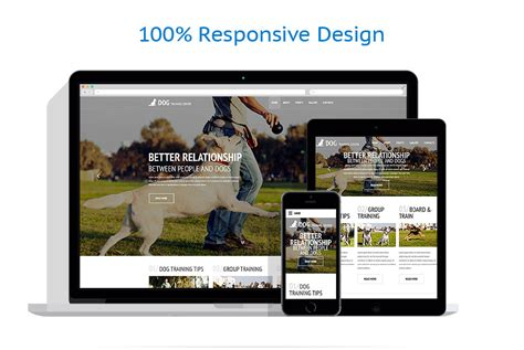 website templates for kennels animals pets website template 54816 templates com