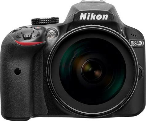 Kamera Nikon D3400 nikon d3400 kit af s 18 105 vr spiegelreflex kamera af s 18 105 vr zoom 24 2 megapixel