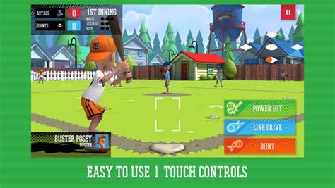 Backyard Sports Baseball 2015 Ipad Iphone Operation Sports Forums
