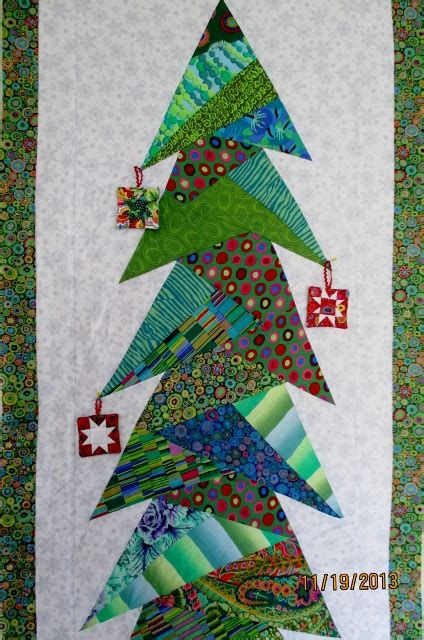 Quilt Hanging by Kaffe Fassett Tree Wall Hanging By Shelley At