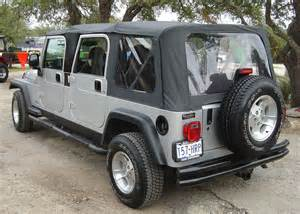 stretch jeep conversions