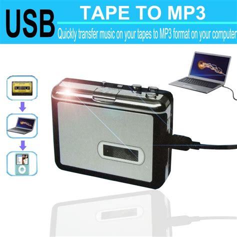 cassette converter usb cassette to mp3 converter