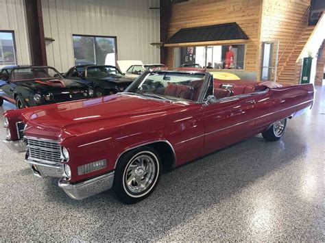 cadillac 1966 for sale 1966 cadillac coupe for sale classiccars