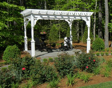 treated pine belvedere free standing pergolas pergolas