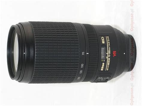 Lensa Nikon Af 70 300 G nikon nikkor af s 70 300 mm f 4 5 5 6g if ed vr review introduction lenstip