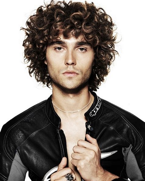 men curly hair style men s curly hairstyles 2012 stylish eve