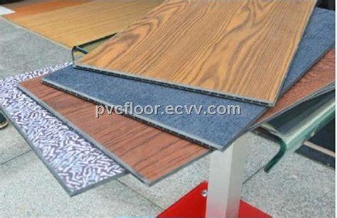 Popular waterproof vinyl flooring, wooden grain,outdoor