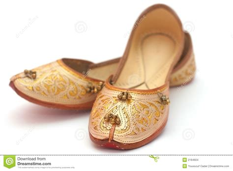 indian shoes stock images image 2184604