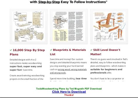 Small Woodshop Plans Woodworking Projects Amp Ideas