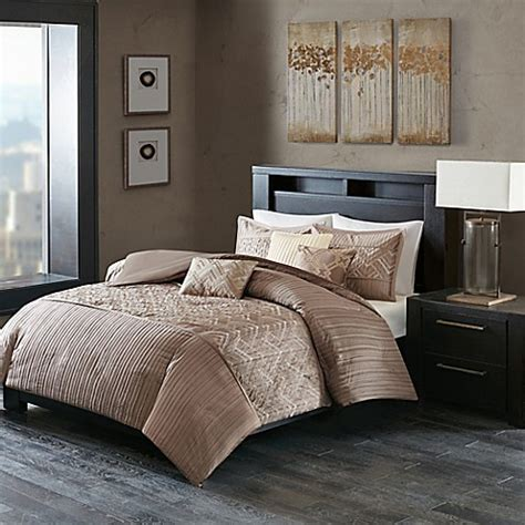 queen comforter sets bed bath beyond madison park getty 7 piece queen comforter set bed bath