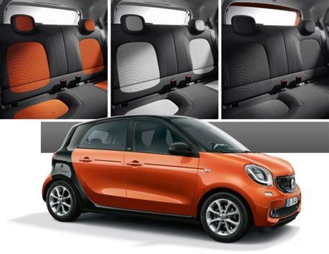 4 Door Smart Car by Smart Forfour Gedime Motors Mercedes