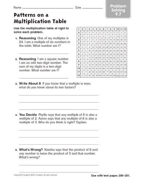 pattern activities for 3rd grade pattern worksheets 187 pattern worksheets education free