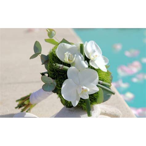 Marriage Bouquet by Bouquet De Mari 233 E Zen My Wedding Box Fleurs