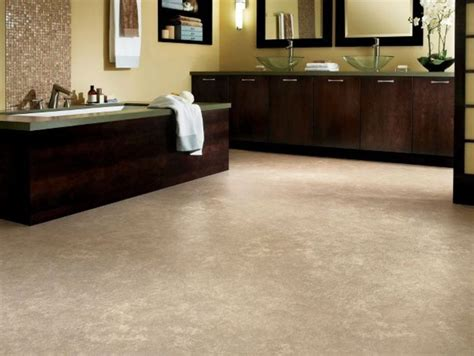 trafficmaster allure in x in african wood dark resilient home depot vinyl flooring in