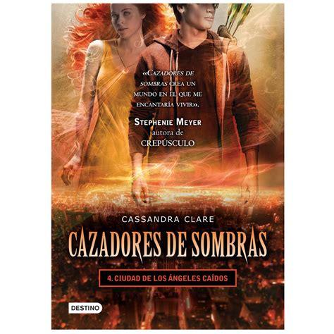 cazadores de sombras 6 8408131931 paquete cazadores de sombras 6 libros