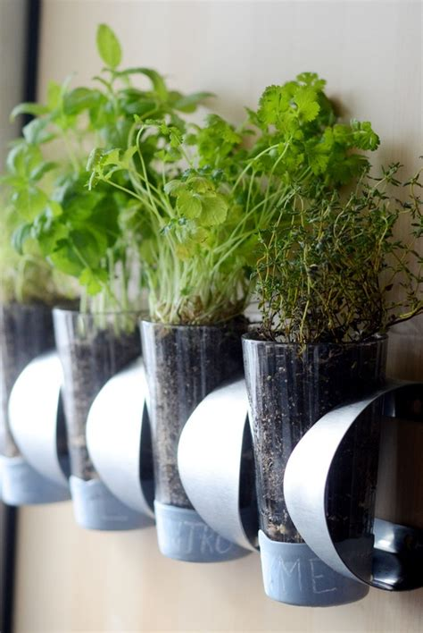 wall planters ikea how to indoor herb garden ikea hack 187 curbly diy design