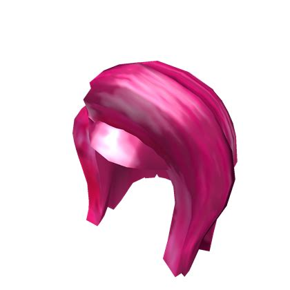 is there pink hair in roblox pink miss auburn hair roblox
