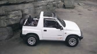 Suzuki Vitara 1980 Suzuki Vitara Is Back New Small Suv Bound For Show