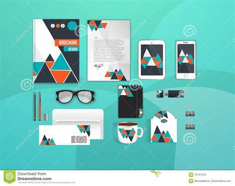 Instant Business Letter Kit envelope set vector illustration cartoondealer 8231726