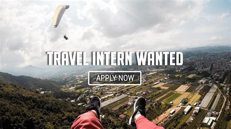 intern programme the travel intern programme 2018 the travel intern