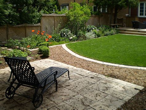Best Backyard Landscaping Ideas For Small Yards With Yard Landscape Design For Small Backyards